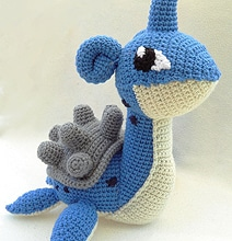 Crocheted Plush Pokémon Characters With Insane Detail