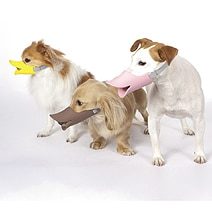 Dog Muzzle Concept Aims To End All The Quacking