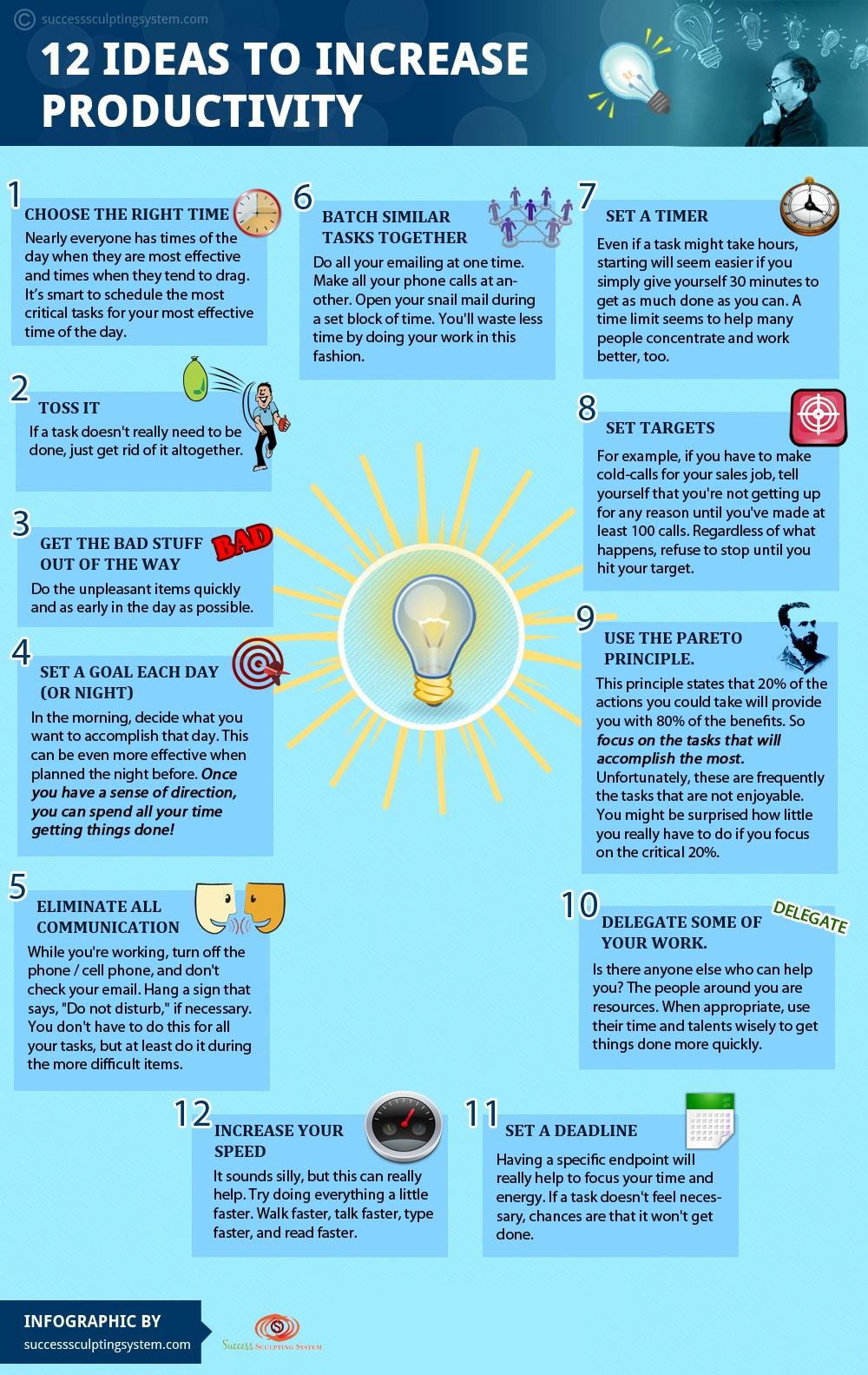 increase-productivity-tips-guide-infographic