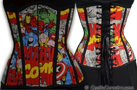 Avengers-Fangirl-Superhero-Long-Corset