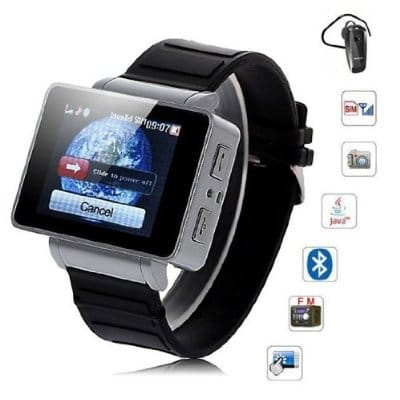 Multi Watch Puts The iPhone 5 On Your Wrist