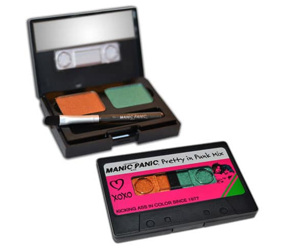 Old Retro Cassette Makeup Box For The Ladies