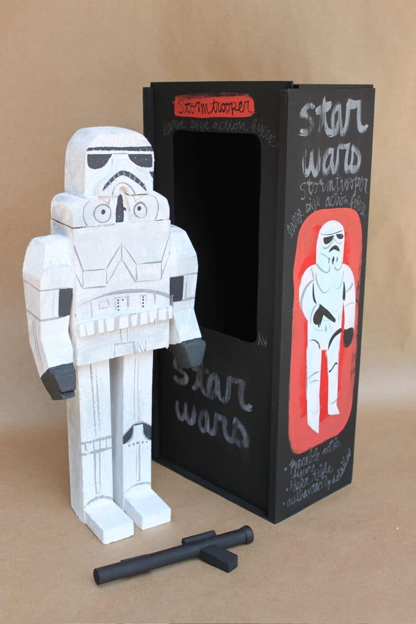 wooden-figurines-star-wars