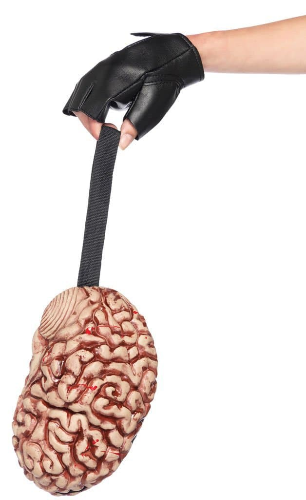 Zombie Brain Purse Goes Far Beyond Halloween Freakiness