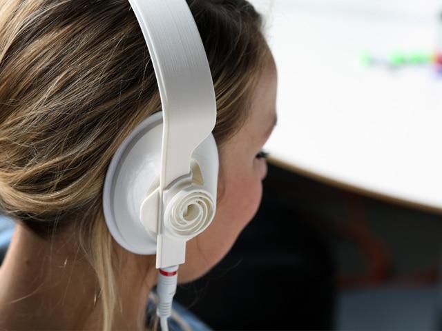 3D Printed Headphones Soon In Full Home Production