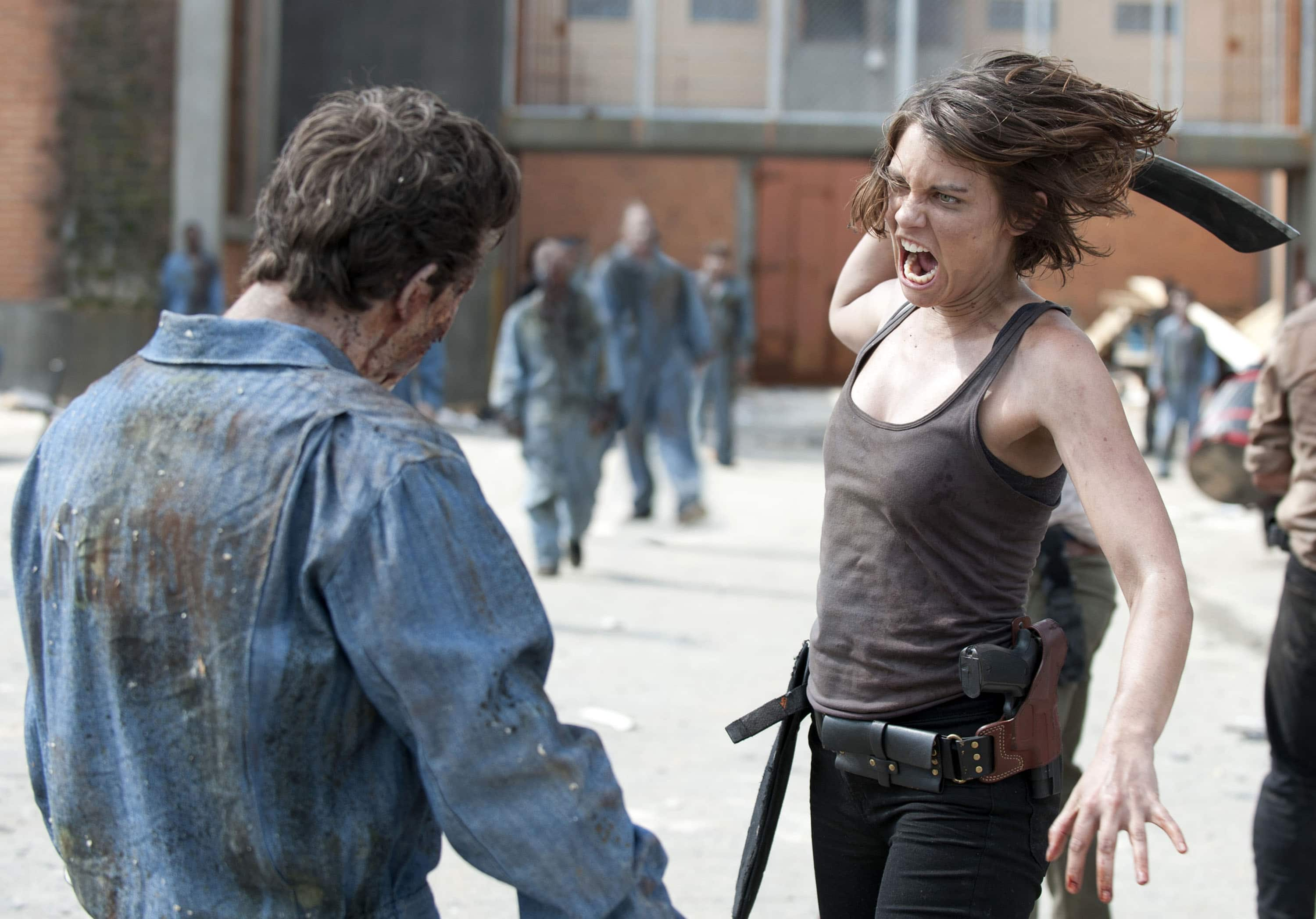 The Walking Dead Is Back From The Dead: A Season Premiere Review