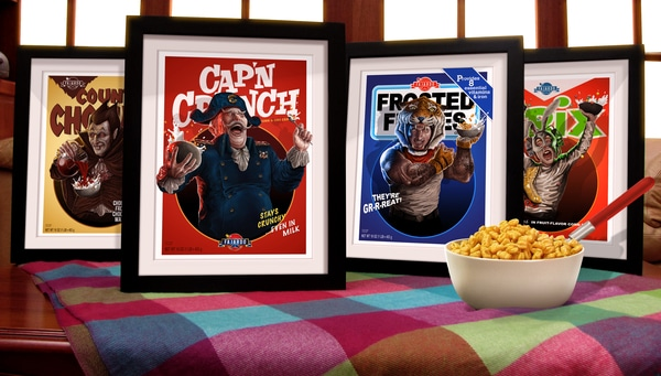 Adult Cereal Boxes For The Grown-Up Kid