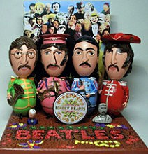 Beatles Fans Prove…All You Need Is Art! [18 Pics]