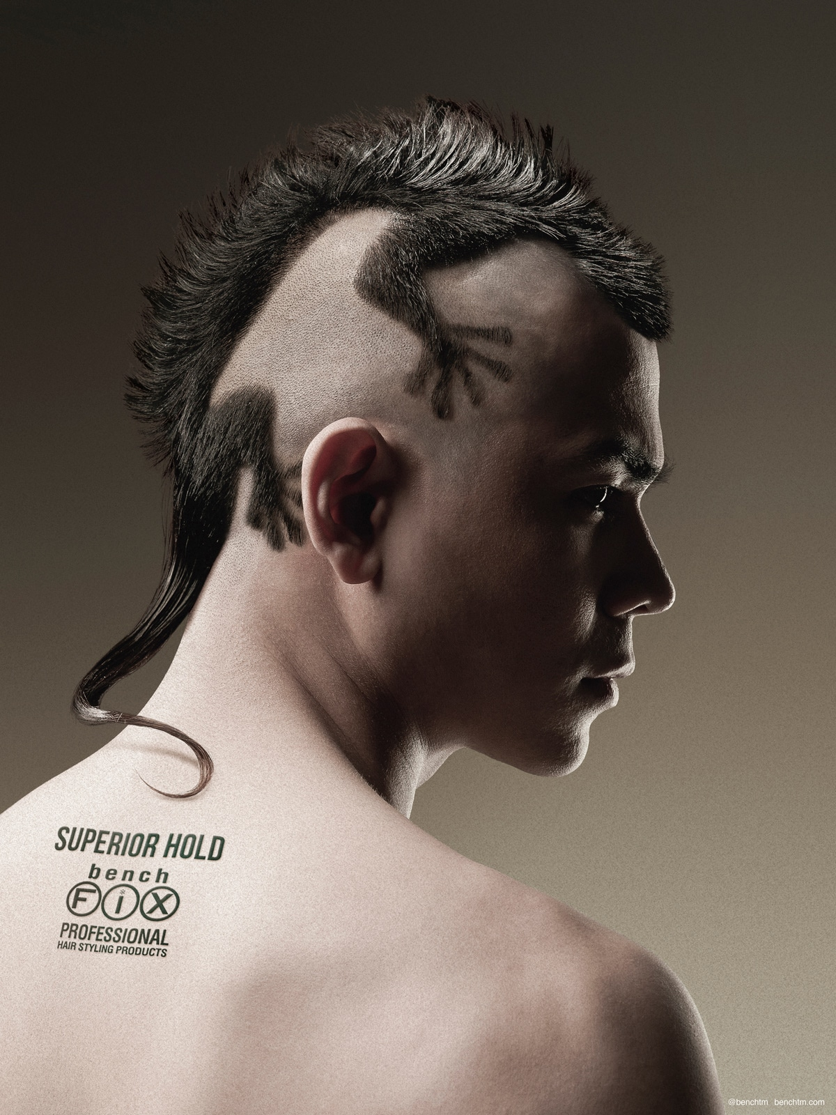 Creative Hairstyles: Insane Lizard & Spider Hair Sculptures