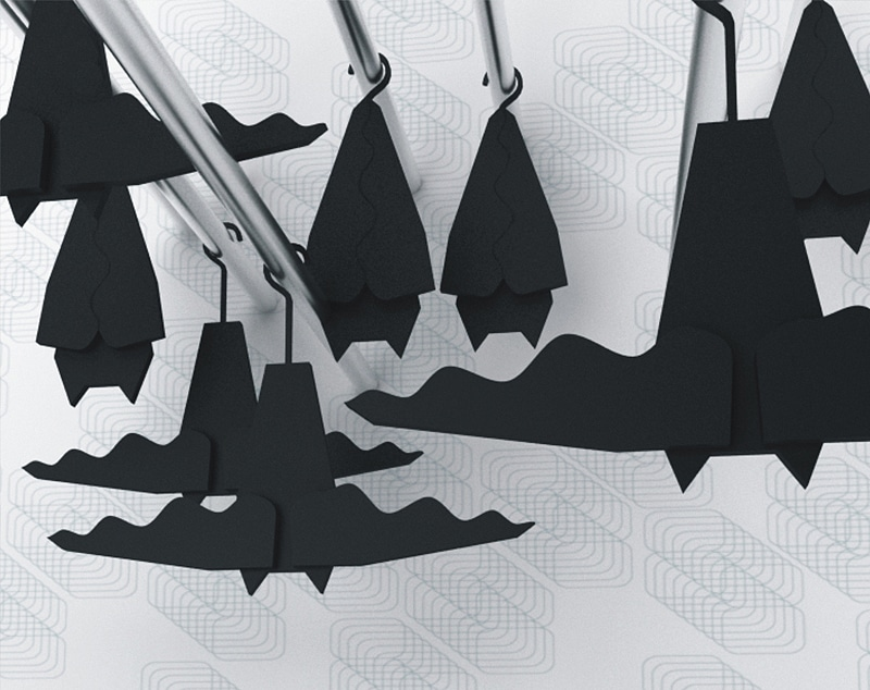 black-batman-clothes-hangers-design