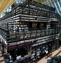 Book Mountain: You've Never Seen A Library Like This Before