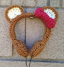 Cute Crocheted Headphones Make Sure You Stay Unique