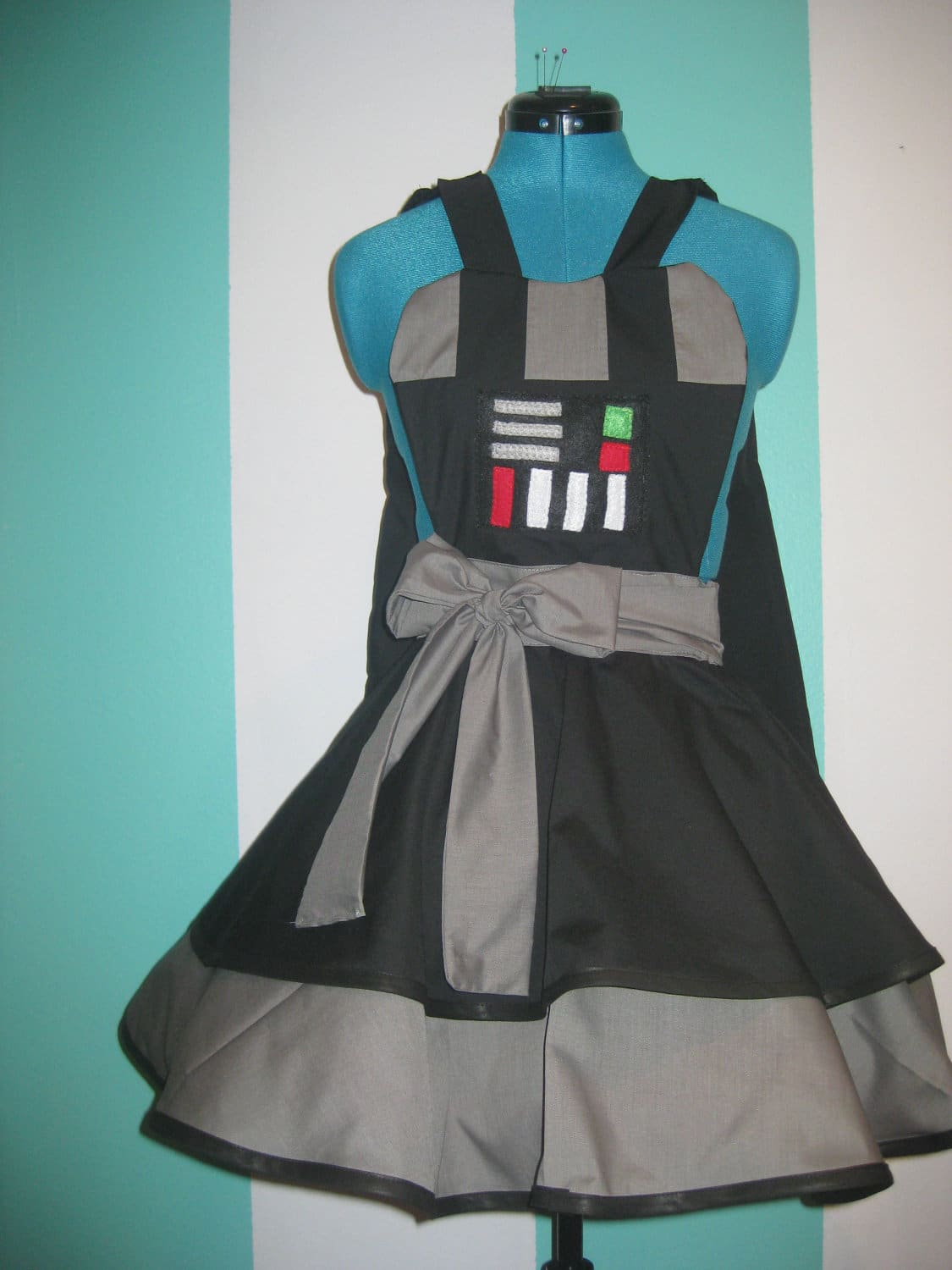Darth Vader Apron Pinafore Will Make You The Ruler Of All