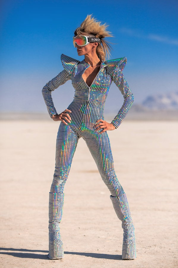 disco-fever-ball-catsuit