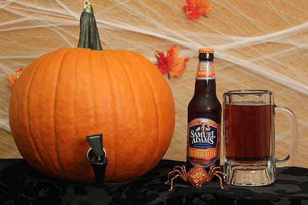 How To: Carve Your Pumpkin Into A Beer Keg