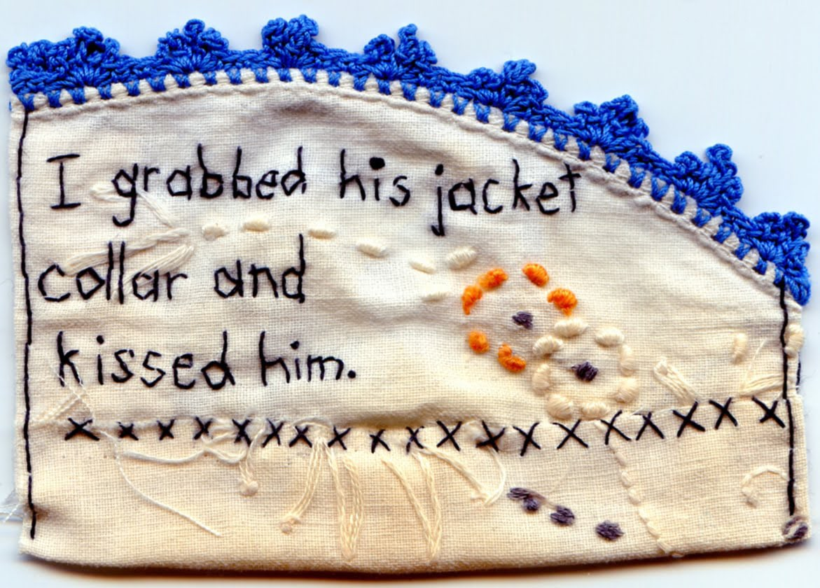 Delicately Embroidered Love Notes & Tweets To Inspire You [10 Pics]