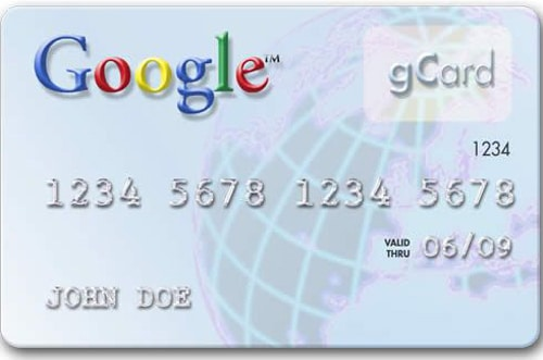 Google AdWords Credit Card: A Gimmick For SEO Entrapment?