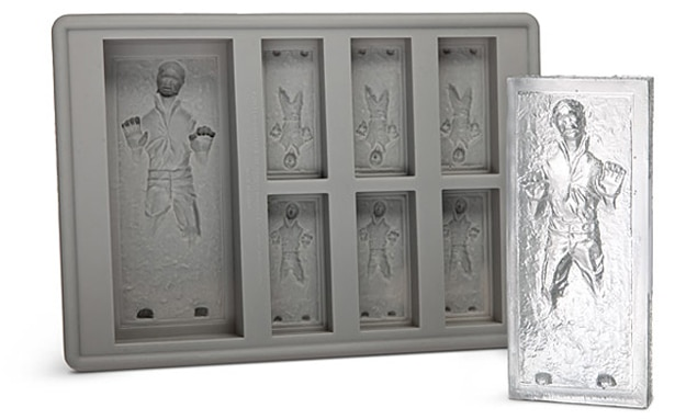 Star Wars Ice Cube Trays Turn Your Freezer Into A Battle Station