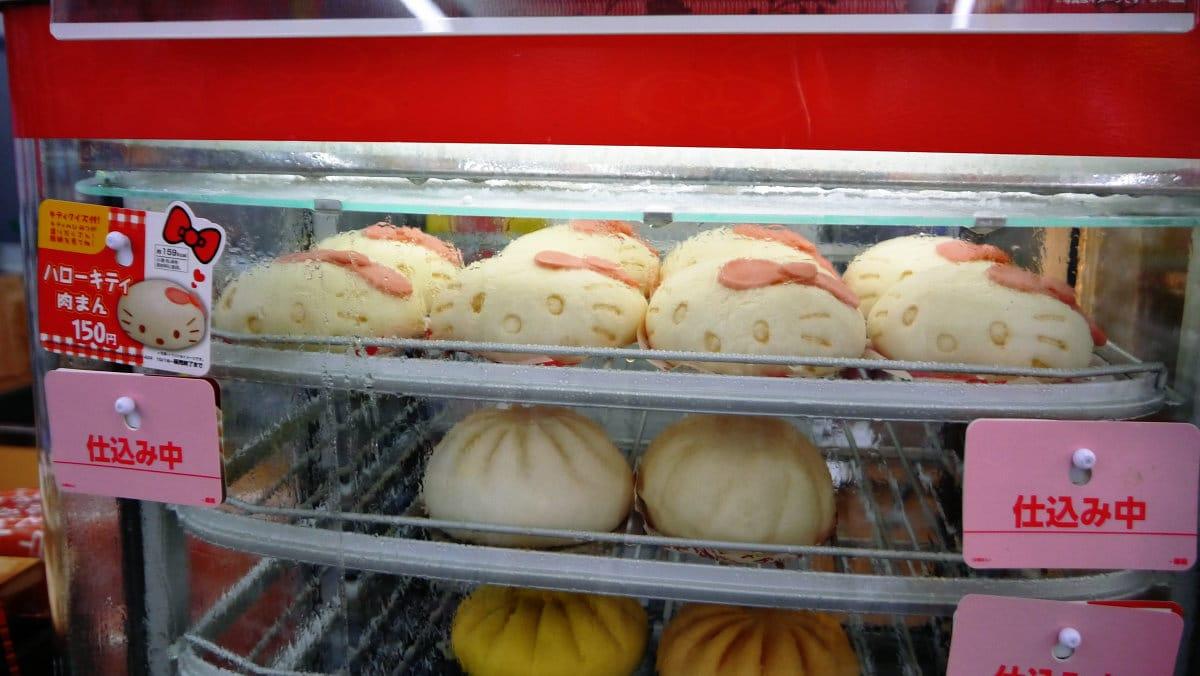 hello-kitty-baked-buns