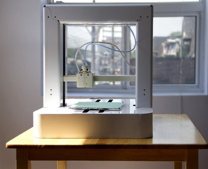 Home 3D Printing Now More Affordable With PandaBot