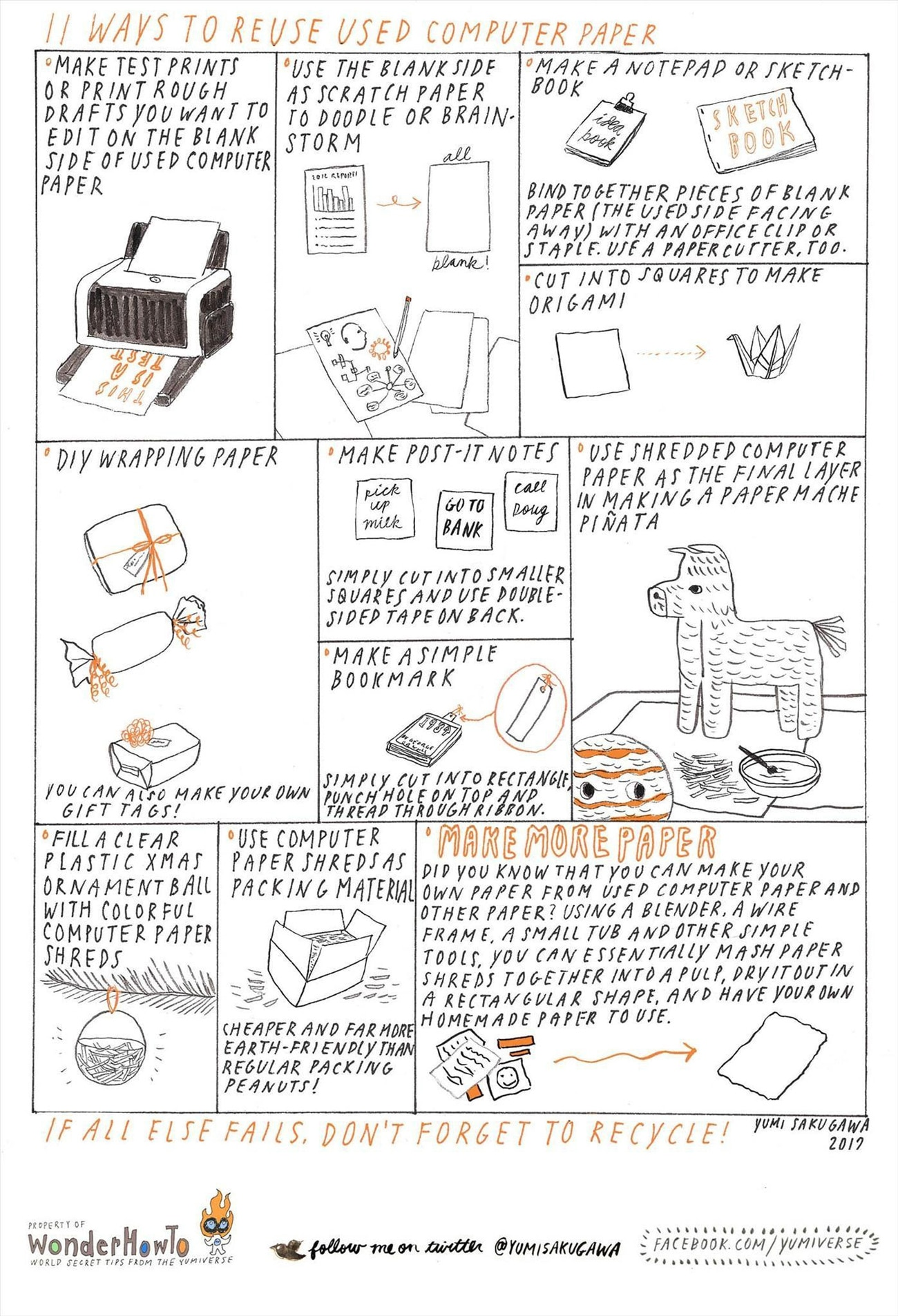 ways-to-reuse-computer-paper