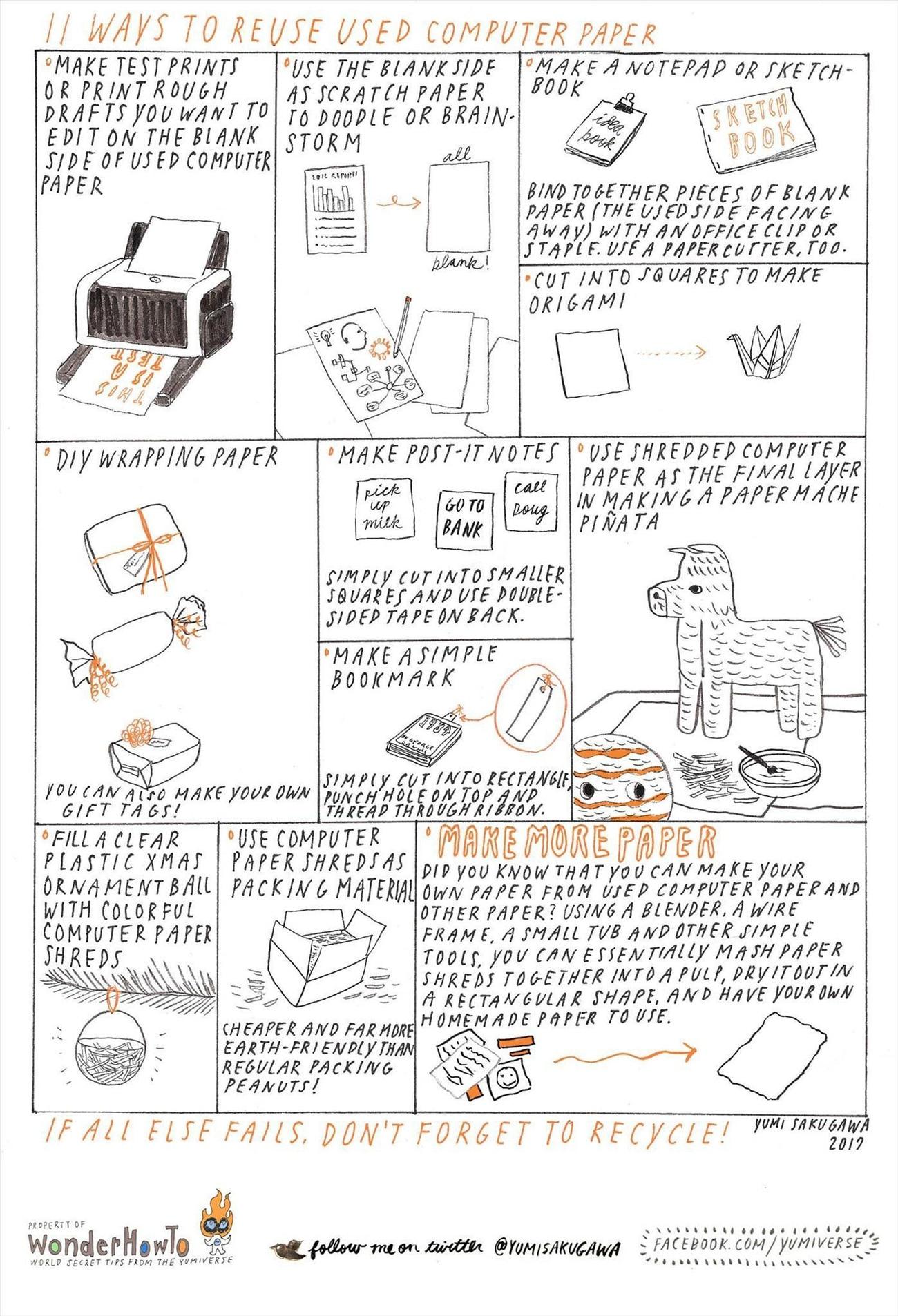 ways-to-reuse-computer-paper
