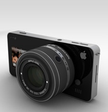 iPhone 5 Camera Accessory Turns Your iPhone Into A Digital Camera