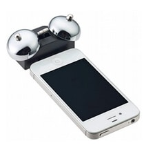 iPhone 5 Case Enables Retro Bell Wake Up Calls