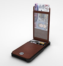 Keeper iPhone 5 Case Will Eliminate Your Ordinary Wallet