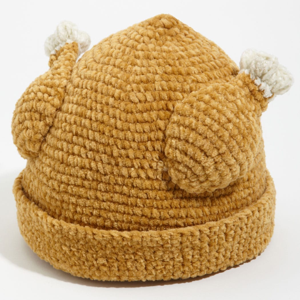 Crochet Pattern Turkey Hat : The Knitted Turkey Hat: Thanksgiving Isnt Complete Without It