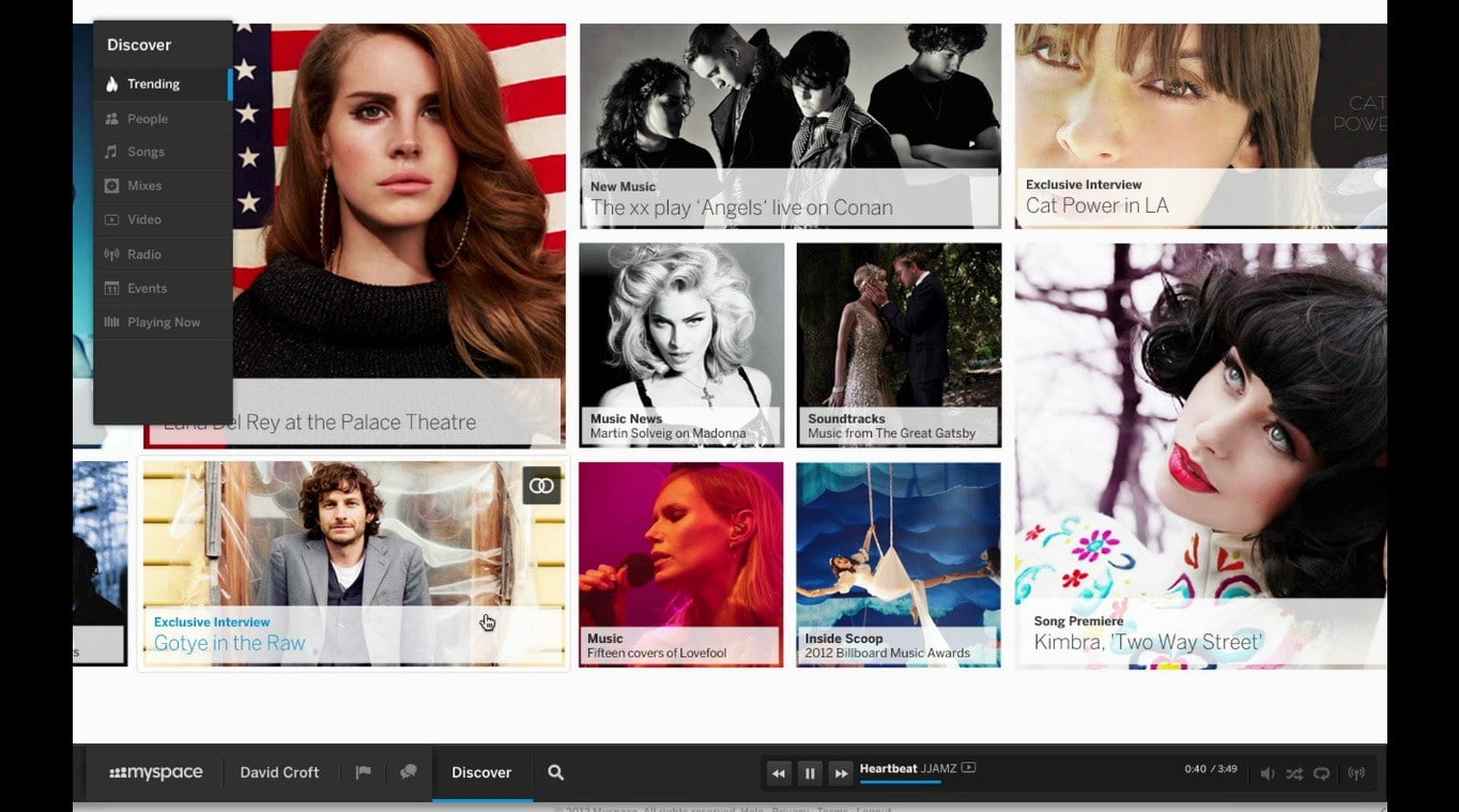 New Myspace To Old 61