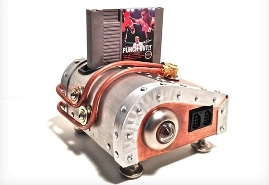 Nintendo Console Steampunk Build Turns Gaming Into Epic