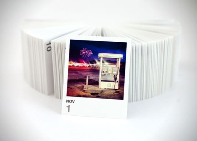 Instant Instagram Picture Calendar Printing With Printstagram