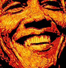 Food Art: Presidential Candidates Recreated With Cheetos
