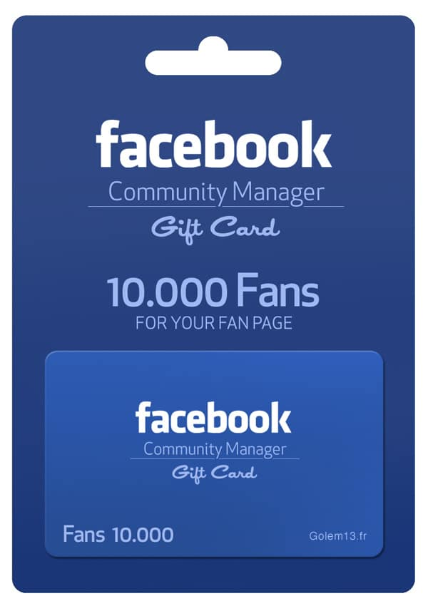 Rejuvenation Gift Cards For The Failing Community Manager