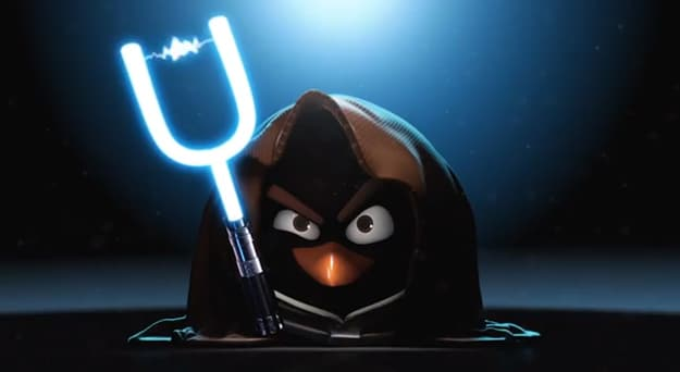 Star Wars Galaxy Set To Collide With Angry Birds