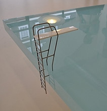 The Sleek & Stunning Swimming Pool Coffee Table Design