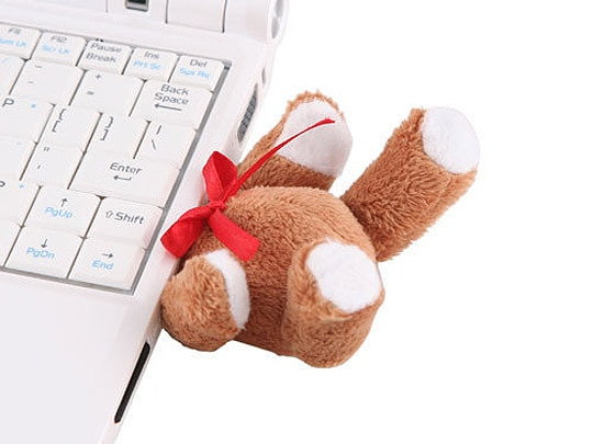 Horrify Children With The Headless Teddy Bear USB Drive
