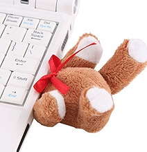 Horrify Children With The Headless Teddy Bear USB Drive