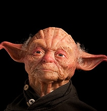Ultra Realistic Yoda Sculpture Is Madly Confusing