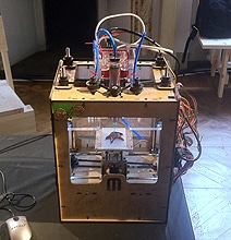 3D Food Printing: Food Carts Of The Future