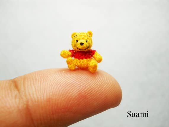 handmade-crocheted-pooh-bear