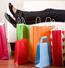 Black Friday Shopping Tips: The Year Of Bricks & Clicks [Infographic]