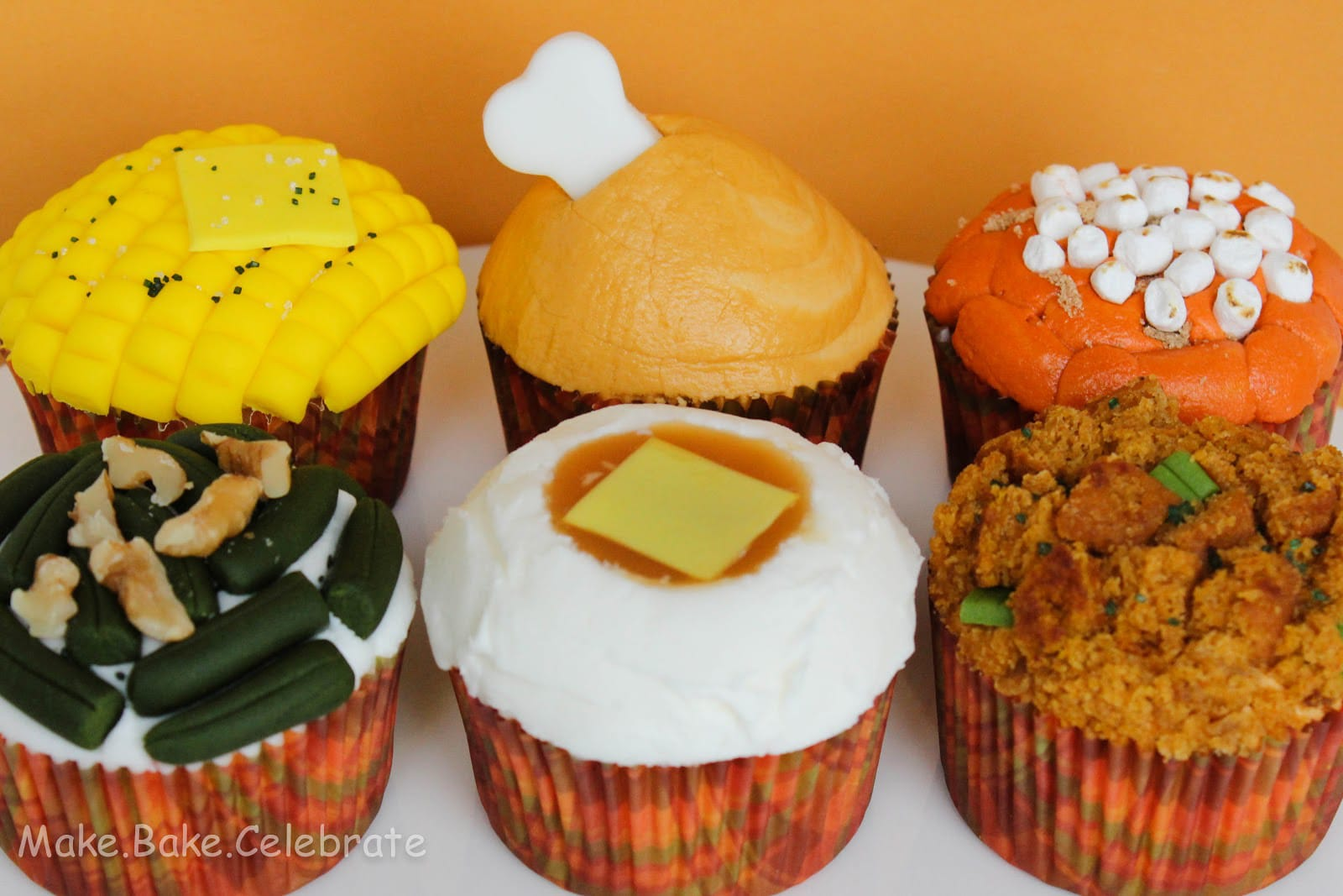 6 Creative Thanksgiving Cupcakes To Sweeten Your Holiday