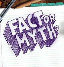 Common Myths That Turn Out To Be False [Infographic]