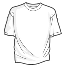 How A Custom T-Shirt Design Is Made [Infographic]