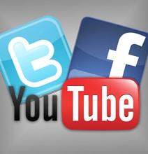 Social Media Landscape: Top 20 Brands In Social Media [Infographic]