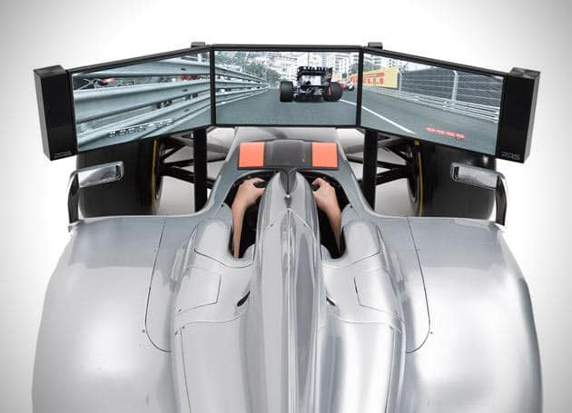 formula-1-simulator-car