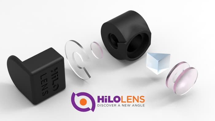 HiLo iPhone Camera Lens Captures Photos In A New Perspective