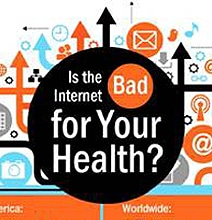 How The Internet Affects Our Health [Infographic]